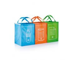XD Design XDP795007 - Papeleras para Reciclaje (reciclables)