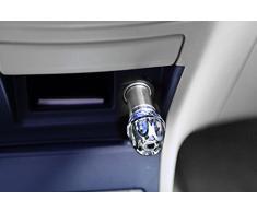 Auto purificador de aire, Supremery Auto aire ambientador y purificador de aire ionizador potentes de efectivo polvo, polen, Humo y malos olores. Elimina - Disponible para su coche o caravana