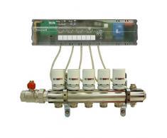 Honeywell HCE80 - Controlador Suelo Radiante