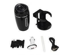 Ularma Casa de auto Mini USB humidificador purificador ambientador (negro)