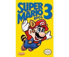 Nintendo Super Mario Bros 3, Póster Solo