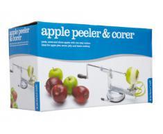 Kitchen Craft Deluxe - Pelador y vaciador de Manzanas (en Estuche Regalo)