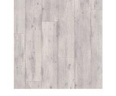 Quickstep IMU1861 - Suelo Laminado, diseño de madera, color gris claro, 12 mm