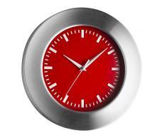 TFA 98.1048.05 - Reloj de pared electrónico, 300 mm, color rojo