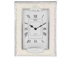 "AT-Giftware - Reloj de sobremesa (cuarzo), diseño con texto ""30th Anniversary"", color beige"