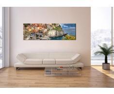 Cuadro sobre lienzo - de una sola pieza - Impresión en lienzo - Ancho: 160cm, Altura: 50cm - Foto número 2710 - listo para colgar - en un marco - AB160x50-2710