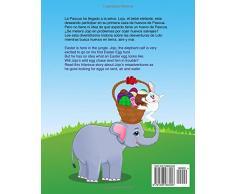 Cuentos para dormir: Lolo y la Caza de Huevos de Pascua. Jojo's Easter Egg Hunt: Libro infantil ilustrado español-inglés(Edición bilingüe)Libros ... ... Edicin bilinge) - 9781508933458: Volume 11