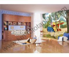 AG FTDxxl 0263 diseño papel pintado para pared-partes fotomurales Disney Winnie Pooh