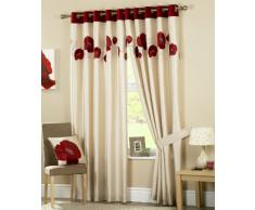 Cortinas para ventanas comprar online tu cortina para ventana barata en livingo - Anillas de cortinas ...