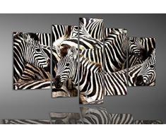 Cuadro de animales compra barato cuadros de animales online en livingo - Cuadros de cebras ...