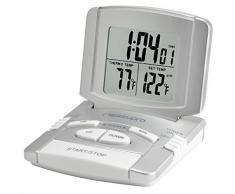 MeasuPro Termómetro Digital de Cocina con Lectura Instantánea Ultrarrápida con Temporizador, Plata