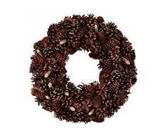 Corona de adviento - decoración de Navidad