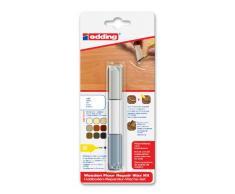 Edding 4-8902-1-4049 8902 DIY - Marcador (Multi) Reparación Suelo de madera conjunto blanco