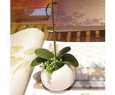 Artificial Orquídea Mariposa Planta Decorativa del Hogar Boda Fiesta