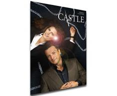 Instabuy Poster - Playbill - TV Series - Castle Variant 04 A4 30x21