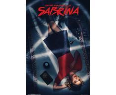 GB Eye Limited Sabrina Key Art Netflix TV Series Maxi Poster Picture 61x91.5cm   24x36 Inches
