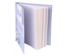 HENZO en álbum de fotos' Jesse ' azul - 30,5 x 28 cm - álbum de fotos - álbum de fotos para bebé - álbum de - álbum de fotos - álbum de fotos