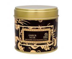 Shearer Candles SC0691 - Vela perfumada en lata (aroma de invierno), color negro