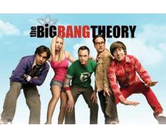 Empire 364999 Big Bang - Póster con los personajes de la serie (91,5 x 61 cm)
