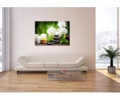 Cuadro sobre lienzo - de una sola pieza - Impresión en lienzo - Ancho: 100cm, Altura: 70cm - Foto número 2718 - listo para colgar - en un marco - AA100x70-2718