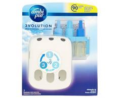 Ambi Pur 3Volution Aire Fresco Starter Kit - Ambientador eléctrico - 21 ml