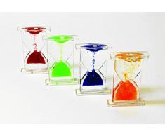 Set Cronometros Temporizador de Color - Temporizadores Sensoriales de Burbuja