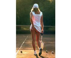 Empire 409195 - Póster de chica jugando al tenis (61 x 91,5 cm)