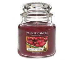 Yankee Candle 1129752 Vela en un Vaso Doze, Las Cerezas maduras, Rojo, Medium