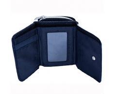le portefeuille de grands luxe femmes avec beaucoup de compartiments // V00002799 Huevos de Pascua pintados // Purse Wallet