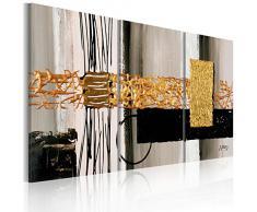 100% pintados a mano - cuadro pintado a mano + fotos directamente del artista + pintura + pinturas de paredes modernas + dise?os únicos e irrepetibles - cuadro en lienzo + tríptico 3 partes + abstracción + 92318 + 120x60 cm +++