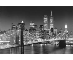 1art1 40561 Nueva York - Póster del puente de Brooklyn (175 x 115 cm)