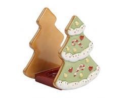 Villeroy and Boch Winter Bakery decoración para árbol de Navidad árbol soporte para vela