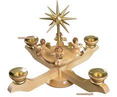 Adviento candelabro Natural – Richard Glässer los Montes Metálicos.