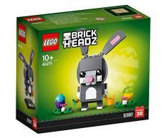 LEGO BrickHeadz - Conejo de Pascua, juego de construcción (40271)