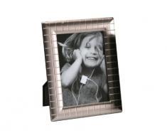 Versa 19000136 Portafoto 10X15 Plateado, 0,5x20x15cm, Aluminio, Marco fotos