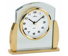 Atlanta 3038/9 - Reloj de mesa de metal