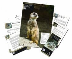 Gift Republic Ltd GR100030 - Escultura de animal para jardín
