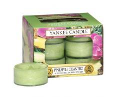 Yankee Candle (Vela) - piña Cilantro - cera tartaleta