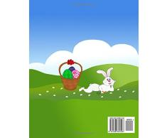 ¿Dónde están los Huevos de Pascua? Where are the Easter Eggs?: Spanish English bilingual,Spanish and English book,Spanish English children's books,Learn Spanish numbers,Children's Easter book