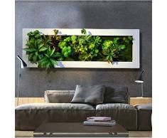 Planta Artificial kabk Supergets pared - hecho por encargo