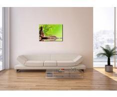 Cuadro sobre lienzo - de una sola pieza - Impresión en lienzo - Ancho: 70cm, Altura: 50cm - Foto número 2392 - listo para colgar - en un marco - AA70x50-2392