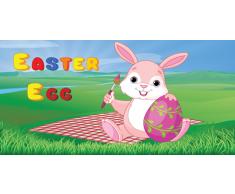 Decoración del huevo de Pascua Pro