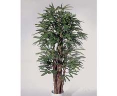Palmera Rhapis decorativa con 789 hojas, 180 cm - Mata sintética / Árbol artificial - artplants