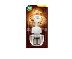 Air Wick - Ambientador eléctrico recambio, life scents, tarta casera mamá - [Pack de 2]