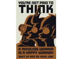 Empire 293466 - Póster de la serie Futurama, 61 x 91,5 cm