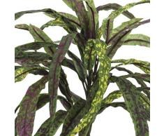 Euro Palms Crotonpflanze, 40 cm, planta artificial