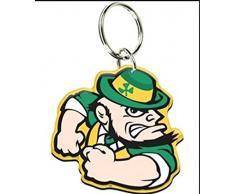 NCAA Notre Dame Fighting Irish acrílico Llavero por WinCraft - Reloj