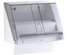 Mediclinics DT0518F - Dispensador Papel Toalla Combi Abs F