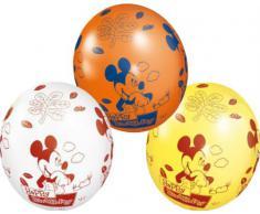 Amscan RM450260 - Juego de globos grandes para fiestas con diseño de Mickey Mouse (látex, 5 unidades)