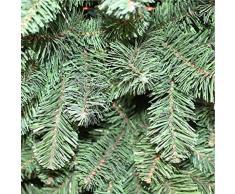 Árbol de Navidad artificial MADRID, soporte de metal, verde oscuro, 180 cm, Ø 95 cm - árbol sintético / planta artificial - artplants